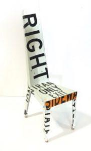 Boris Bally chair