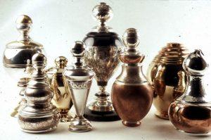 Daniel Frye spirit jars