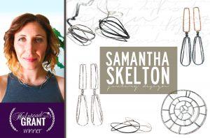 Samantha Skelton Halstead Grant 2015
