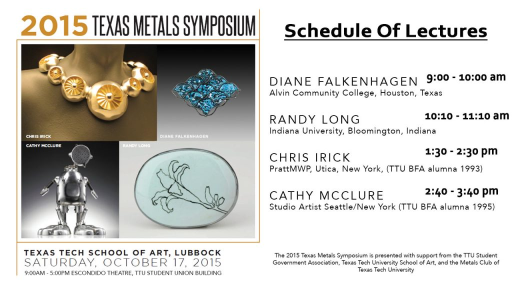 TX Metals Symposium 2015