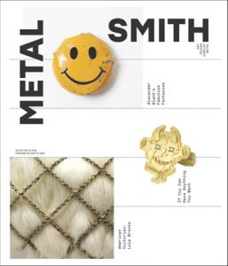 Metalsmith Vol 37 No 1 sm