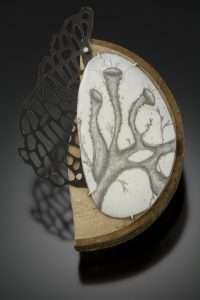 Anne Havel cracked & stained series-how would dr seuss explain it