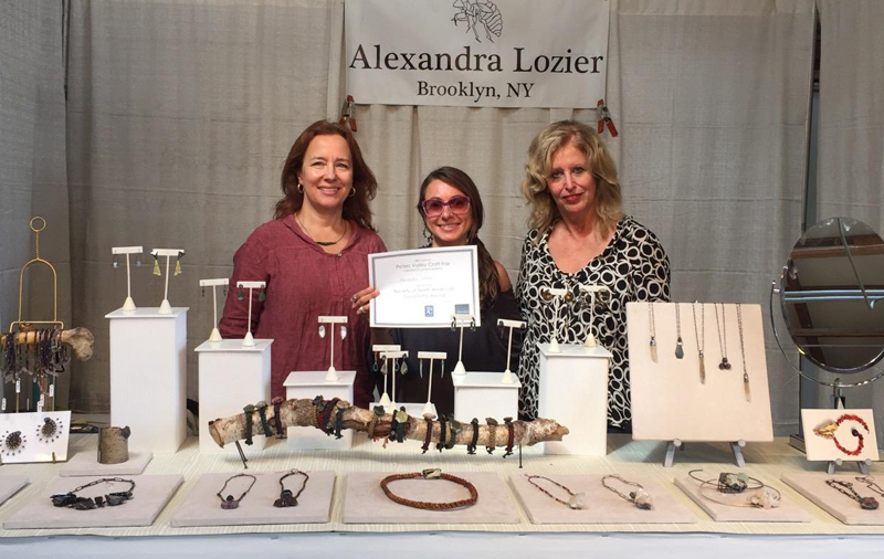 Alexandra Lozier_Peters Valley Craft Fair